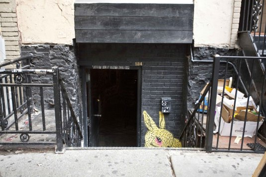 124 Old Rabbit Club in Greenwich Village