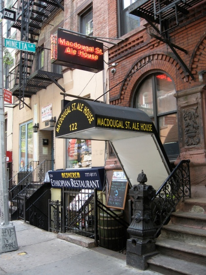 MacDougal Street Ale House in Greenwich Village